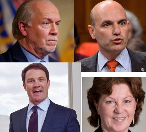 NDP Horgan backs NDP Nathan backs NDP Bacharach backs NDP Atrill