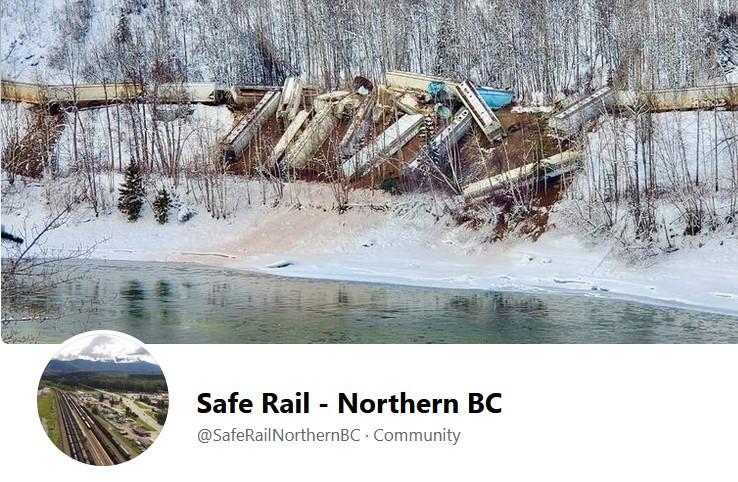 Safe Rail – Northern BC