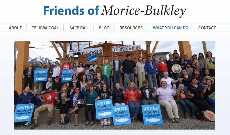 Friends of Morice Bulkley – Eco-Radical Organizations